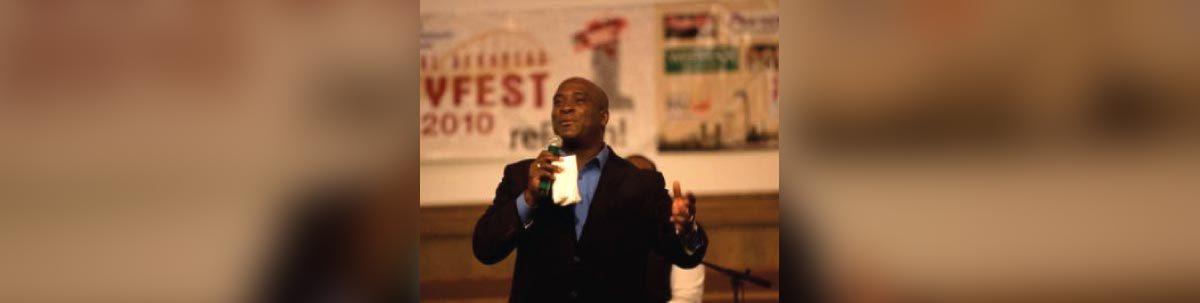 Pastor Kevin Kelly