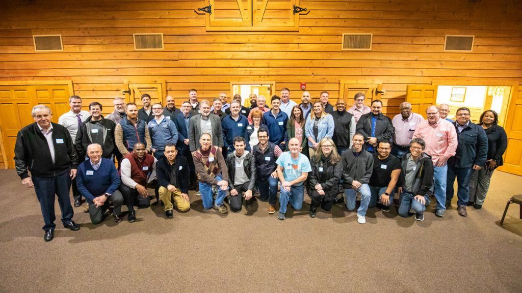 Attendees at the Arkansas Prayer Summit